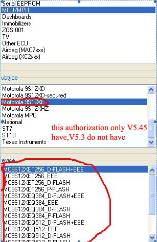 xprog-m v5.45 authorization