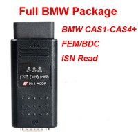 [Flash Sale] Yanhua Mini ACDP BMW CAS1-CAS4+/FEM/BDC/ISN Read Full BMW Package