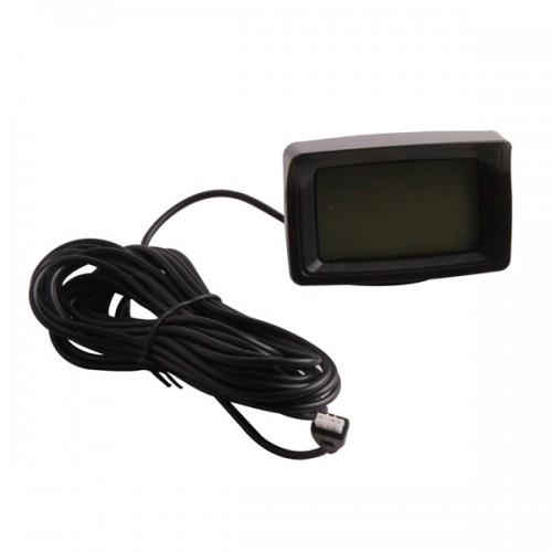 New Colorful LCD With 6 sensors Parking Sensor