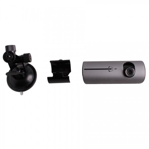 "2.7""140° Dual Lens dash board camera car dvr black box video recorder+gps logger"
