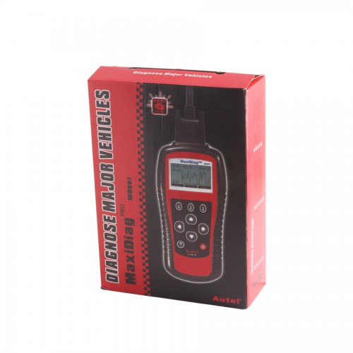 New MaxiDiag Pro MD801 Major Vehicles Diagnostic Tool