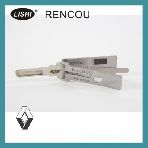 LISHI 2-in-1 Auto Pick and Decoder for Renault(A) (buy LSA85 instead)