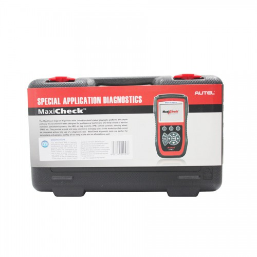 Autel MaxiCheck EPB Brake Pads Replacement and Recalibration