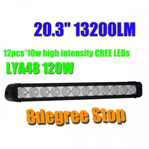 20 INCH 120W CREE LED SPOT FLOOD COMBO WORK LIGHT BAR FOR 4WD SAVE ON 126W/180W