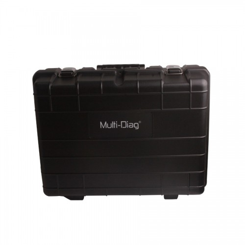WAS Multi-Diag Truck Heavy Duty Diagnostic Tool  with Bluetooth for Mercedes/IVECO/MAN/DAF/VOLVO/RENAULT