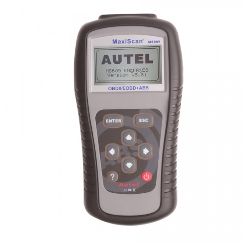 Original Autel MaxiScan® MS609 OBDII/EOBD Scan Tool with ABS Codes Capability