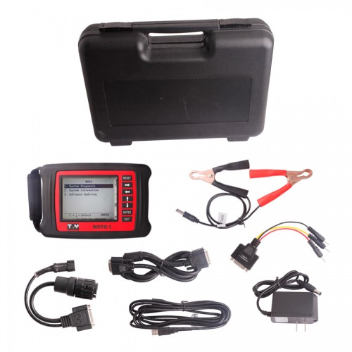 MOTO-1 All Line Motorcycle Electronic Diagnostic Scanner Update Online