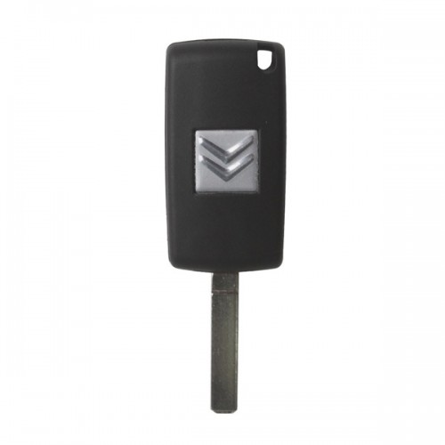 Remote Key Shell 2 Button W2 2B(without groove) for Citroen 5pcs/lot