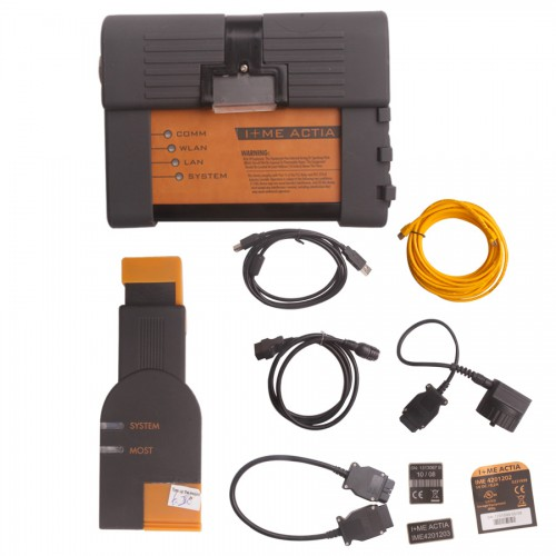 Promotion:2015 Super ICOM A2+B+C for BMW without Software