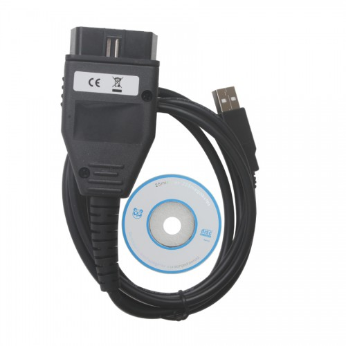 VAG Cable 409 KKL USB Interface VAG cable 409 USB Port Cable Black(by SV08-C instead)
