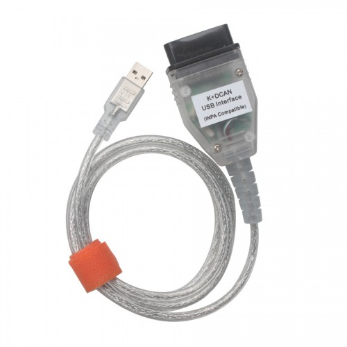 INPA/Ediabas K+CAN USB Interface OBD2 Scanner with FT232RL Chip for BMW(Buy SP59-C instead)