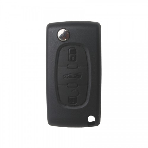 3 Button 433MHZ Original Remote Key for Citroen
