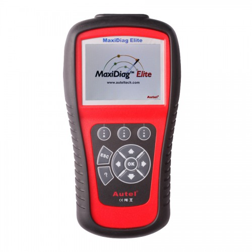 Original Autel Maxidiag Elite MD701 for all system + DS model (update online)