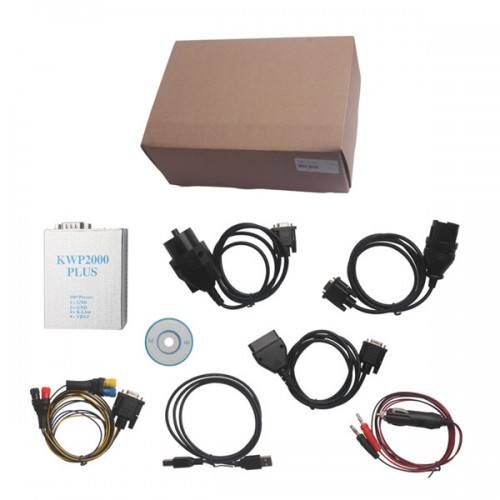 KWP2000 Plus ECU Remap Flasher Chip Tuning Tool