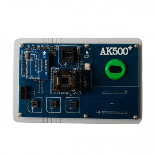 AK500+ Key Programmer with EIS SKC Calculator for Mercedes Benz (contain database hard disk)