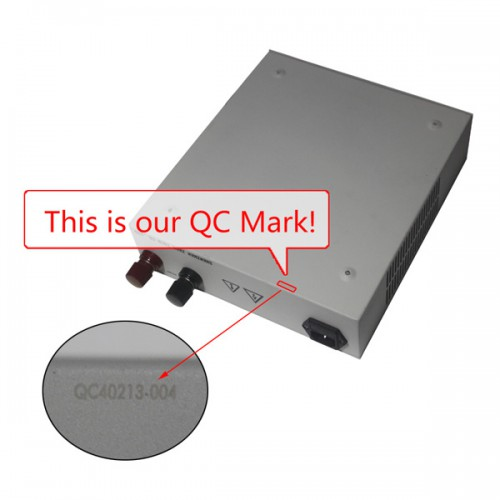 High Quality MST-80 Auto Voltage Regulator Diagnsotic Tool for GT1/OPS/ICOM Programming
