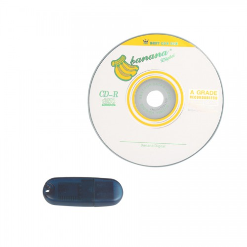 TIS2000 CD and USB Key for SAAB  work with TECH2