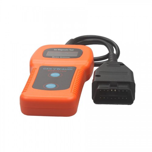 [ Ship From US, No Tax] U281 CAN-BUS OBD OBD2 Code Reader Scanner for VW Audi Seat
