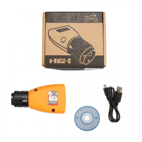 GS-911 GS911 Emergency Diagnostic tool for BMW Motorcycle
