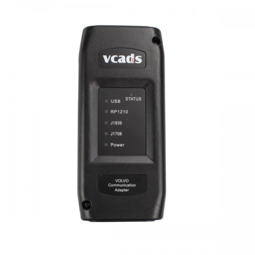 VCADS Pro 2.40 Version Truck Diagnostic Tool for Volvo