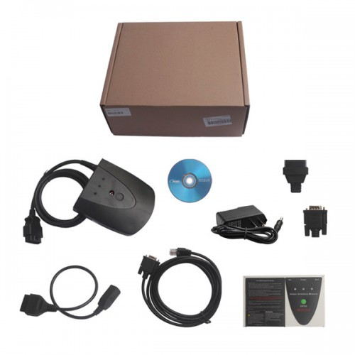 V3.015.020 HDS HIM Diagnostic Tool with USB to RS232 Convertor for Honda