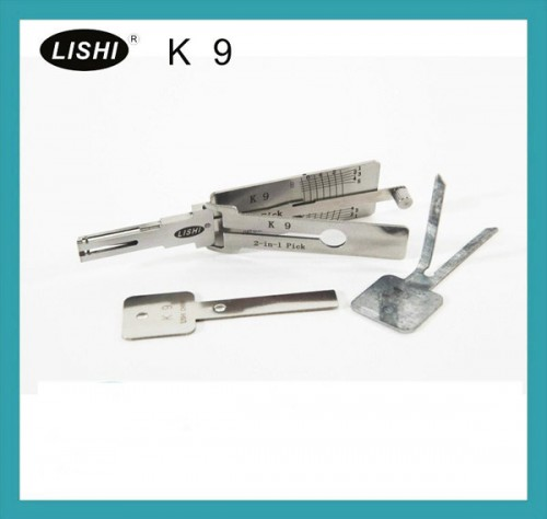 LISHI K9 2-in-1 Auto Pick and Decoder for KIA