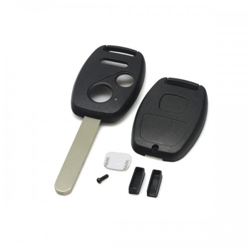 Remote Key Shell 2+1 Button for Honda (with Paper Sticker) 5pcs/lot