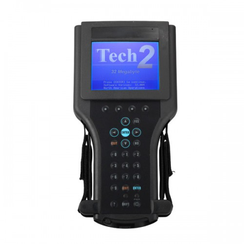 Tech2 Diagnostic Scanner with TIS2000 for GM (Works for GM/SAAB/OPEL/SUZUKI/ISUZU/Holden)