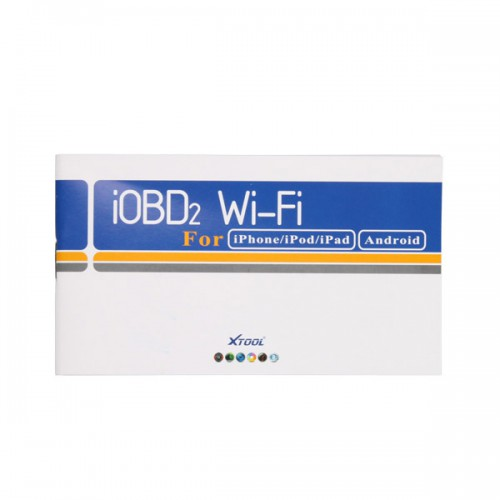 Original iOBD2 Iphone/Smart phones Scan Tool Supports Wifi (Shipped from USA ,buy SC135-B instead)