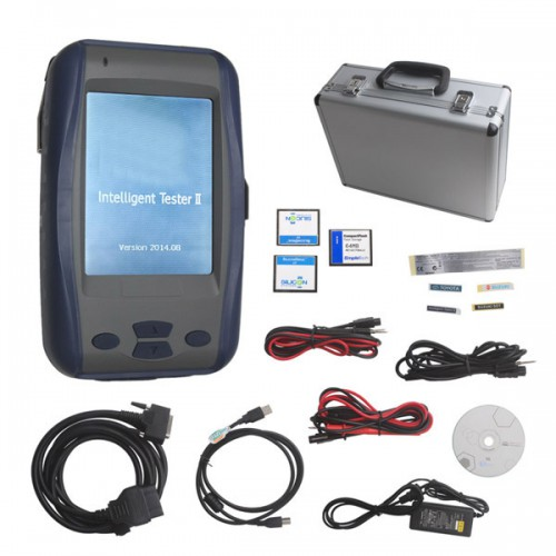 Newest 2017.1 Denso Intelligent Tester IT2 for Toyota and Suzuki with Oscilloscope function