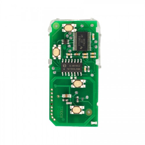 Smart Card Board 4Buttons 314.3MHZ Number: 271451-5290-USA for Toyota
