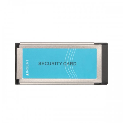 Consult 3 and Consult 4 Security Card for Immobilizer