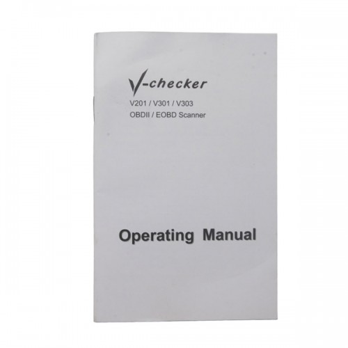 V-CHECKER V301 OBD2 Professional CANBUS Code Reader (Clearance Price)