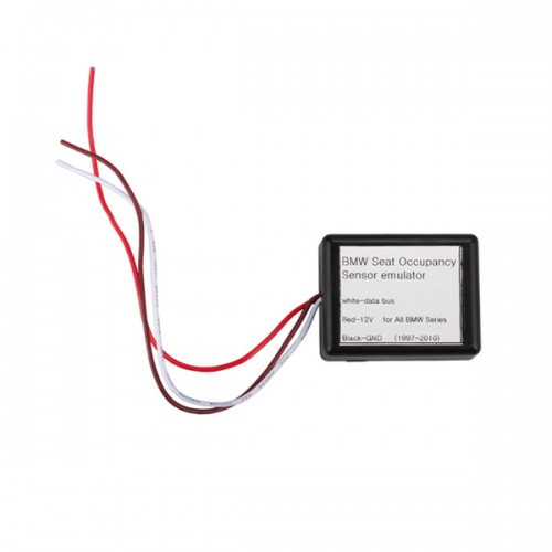 Seat Occupancy Sensor Emulator for All BMW Series (1997-2010) Worldwide free shipping