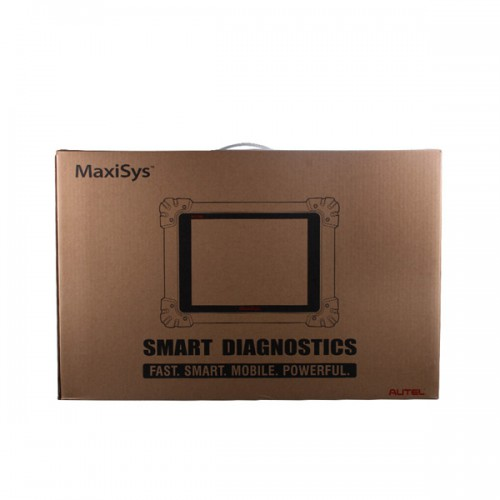 Original AUTEL MaxiSys MS908 MaxiSys Diagnostic System Update Online [ Buy SP351 Instead ]