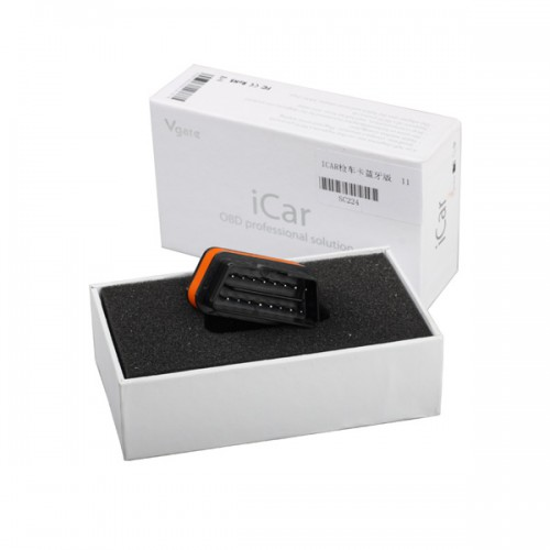 2014 Vgate iCar 2 Bluetooth version ELM327 OBD2 Code Reader iCar2 for Android/ PC(Six Color Available)