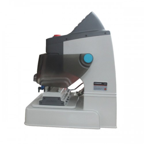 IKEYCUTTER CONDOR XC-007 Master Series Key Cutting Machine(English Version)