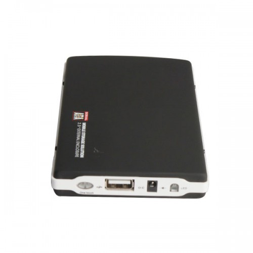 160G External Hard Disk with SATA Port Only HDD without Software