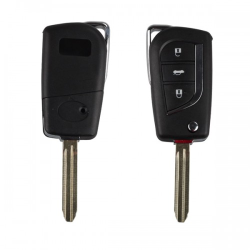 Remote Key 3 Buttons 315MHZ For Toyota Modified (not including the Chip)