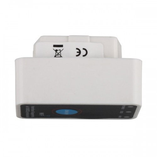 2014 Super mini ELM327 WiFi with Switch work with iPhone OBD-II OBD Can Code reader tool