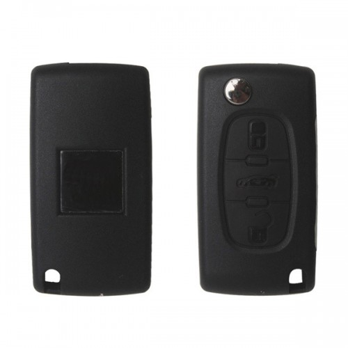 3 Button 433MHZ Remote Key for Peugeot  Free Shipping