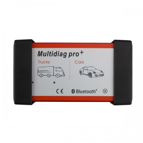 V2014.03 Cheap Multidiag Pro+ Diagnostic Tool for Cars/Trucks without Bluetooth