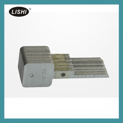 LISHI Decoder Picks HU100 2 IN 1 for New OPEL (Buy LSA48 replaced)