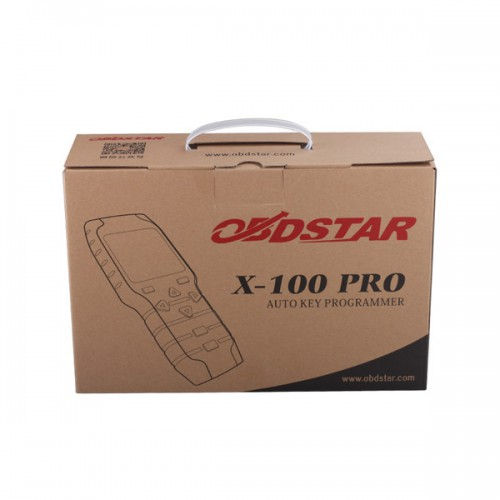 OBDSTAR X-100 PRO X100 PRO D Type for Odometer and OBD Software Function