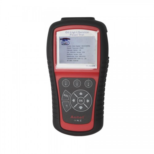 Autel Oil Light/Service Reset Tool OLS301