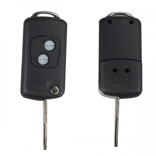 Remote Key shell 2 button ( 206 ) for peugeot