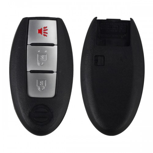 Smart Remote Shell 3 Button for Nissan 5pcs/lot