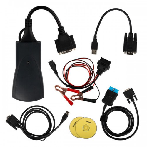 Cheapest Lexia-3 Lexia3 V48 PP2000 V25 Diagnostic Tool for Peugeot and Citroen with Diagbox V7.83
