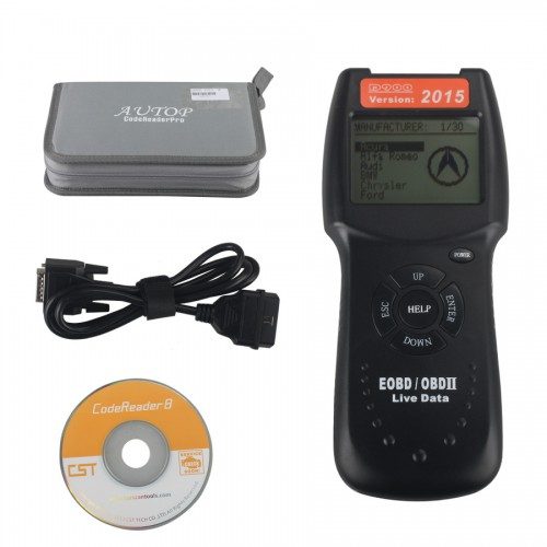 D900 CANBUS OBD2 Code Reader 2015.7.18 Version(buy SC06-D instead)