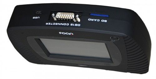 FCAR F102 Gasoline Car 12 Types Russian with OBDII Diagnosis